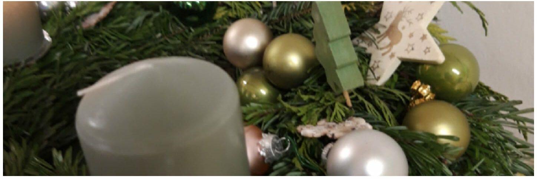 Wir wünschen euch eine schöne Weihnachtszeit!